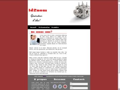 création de site gratuit